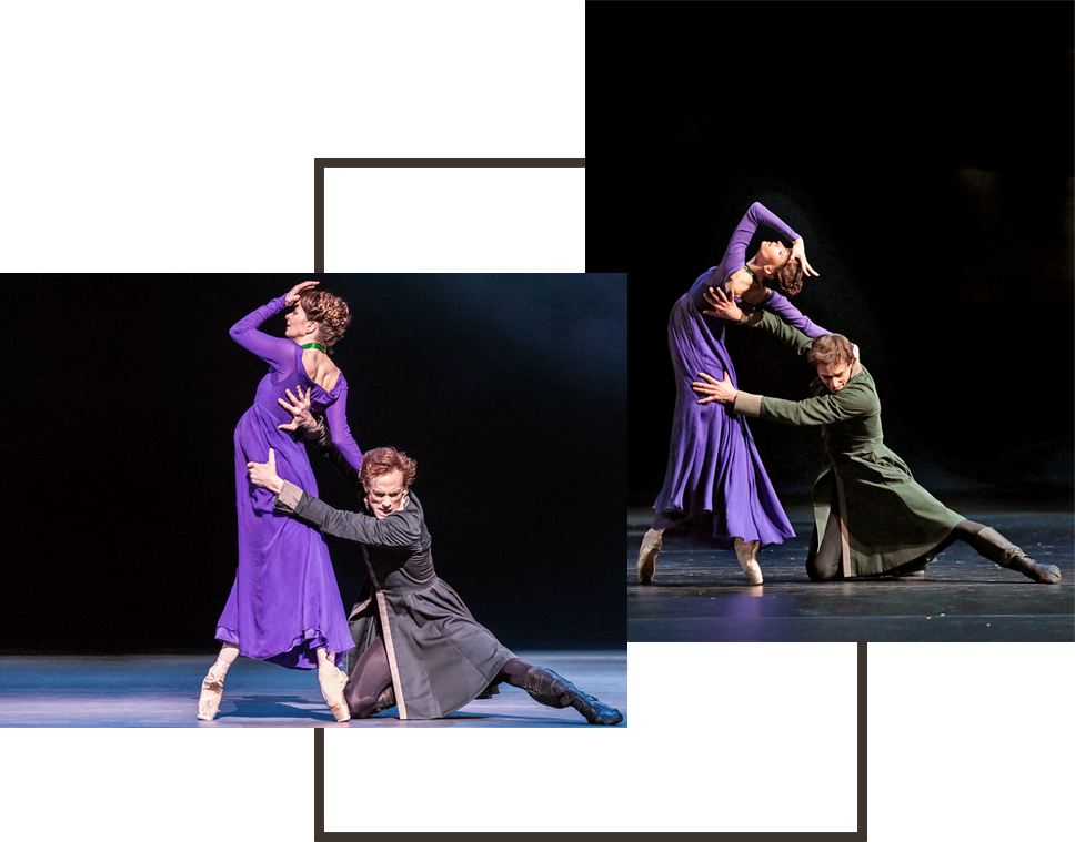 Накладной живот на сцене Большого театра
